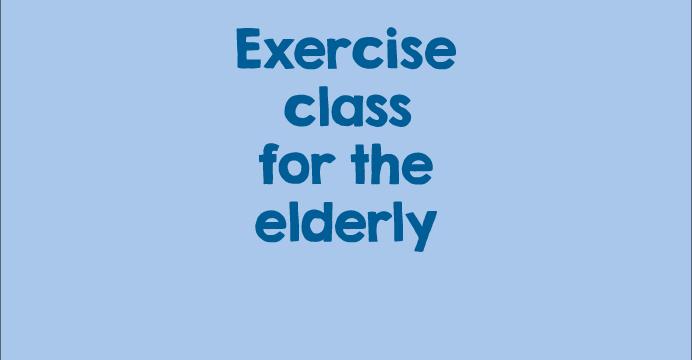 exerciseelderly