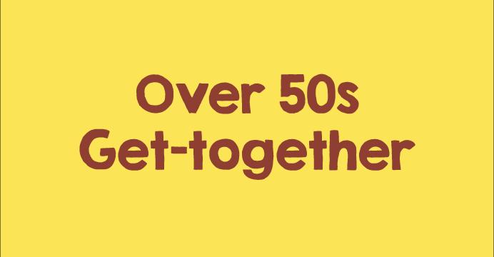 Over 50s Get Together
